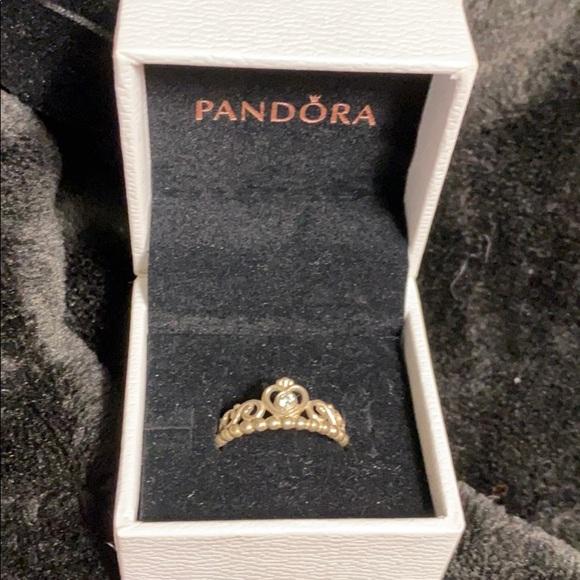Pandora Jewelry - Sterling silver Pandora ring